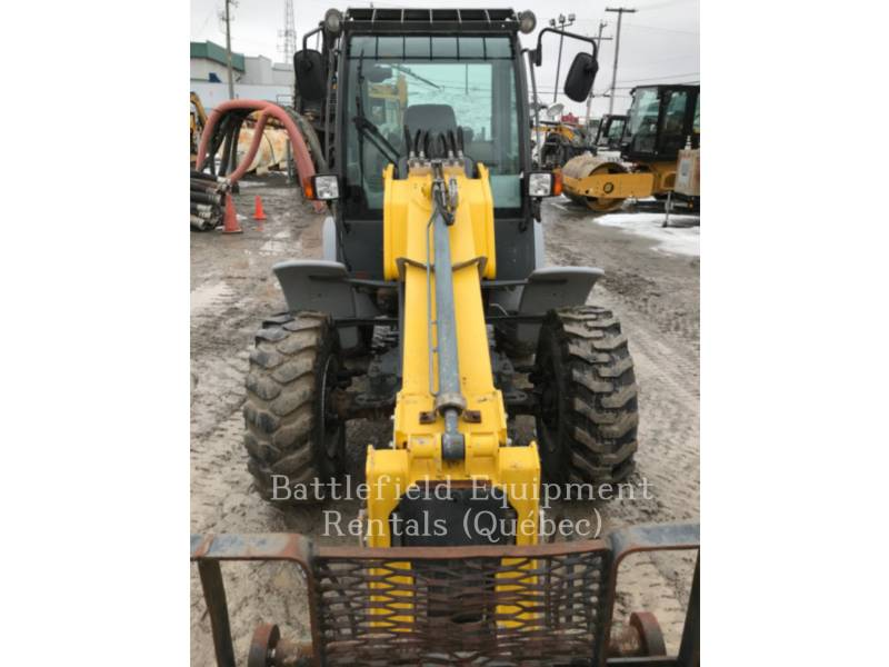 NEUSON W WHEEL LOADERS/INTEGRATED TOOLCARRIERS 750T equipment  photo 6