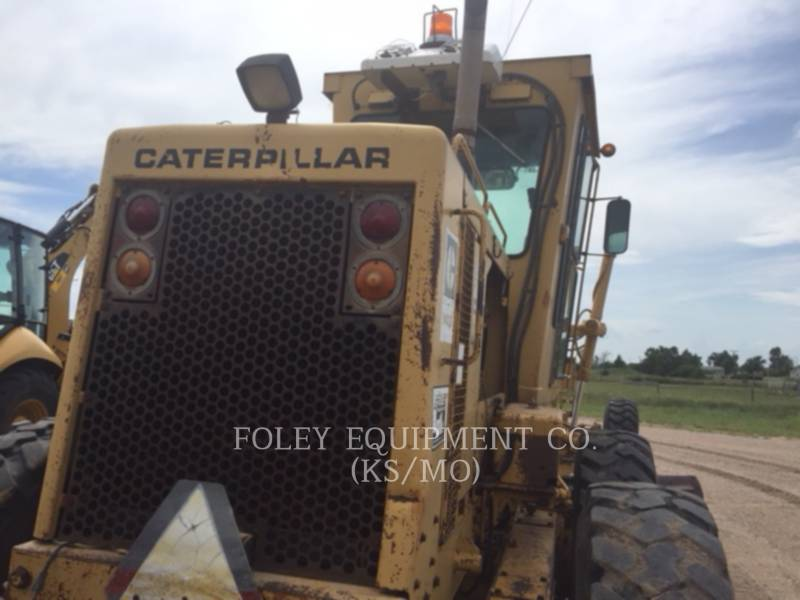 CATERPILLAR MOTORGRADER 140G equipment  photo 12
