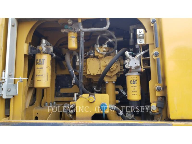 CATERPILLAR TRACK EXCAVATORS 349EL TC equipment  photo 17