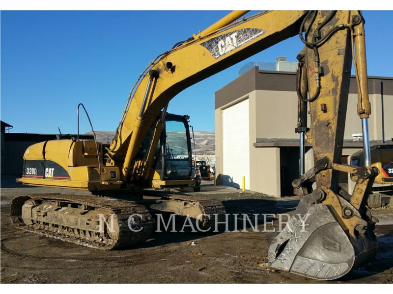 CATERPILLAR EXCAVADORAS DE CADENAS 320C L equipment  photo 2