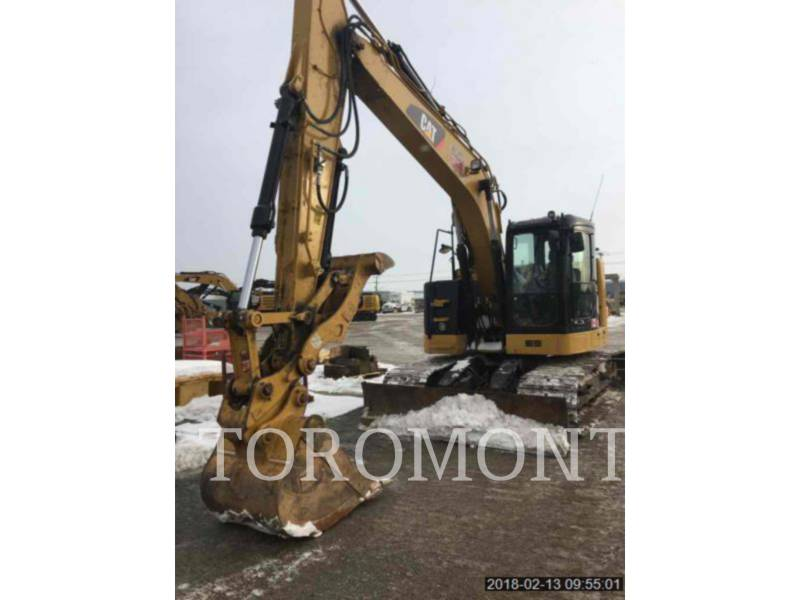 CATERPILLAR CARGADORES DE RUEDAS 314EL equipment  photo 1