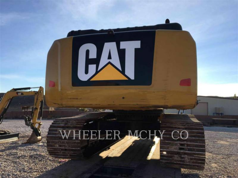 CATERPILLAR ESCAVATORI CINGOLATI 336F L THM equipment  photo 6