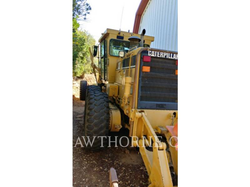 CATERPILLAR MOTORGRADERS 140HNA equipment  photo 8