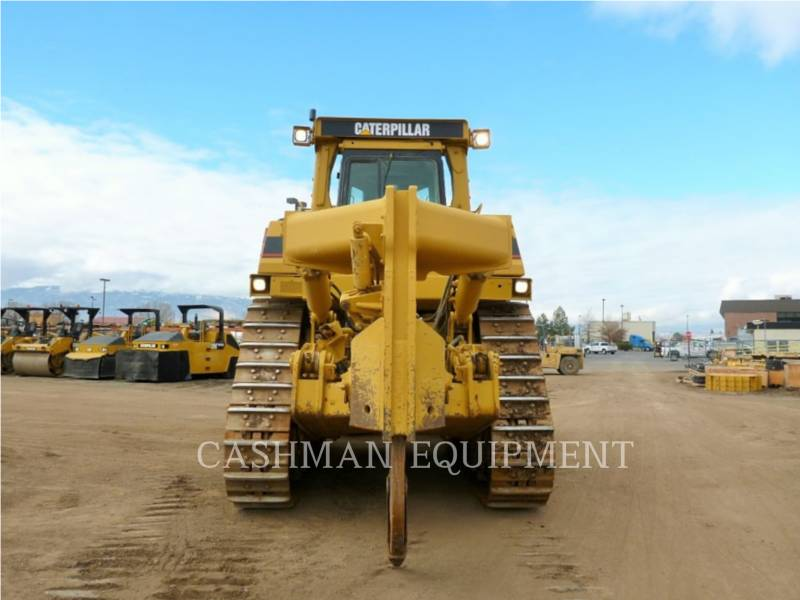 CATERPILLAR TRACTORES DE CADENAS D10R equipment  photo 6