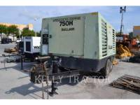 SULLAIR COMPRESOR DE AIRE 750HAFDTQ equipment  photo 2