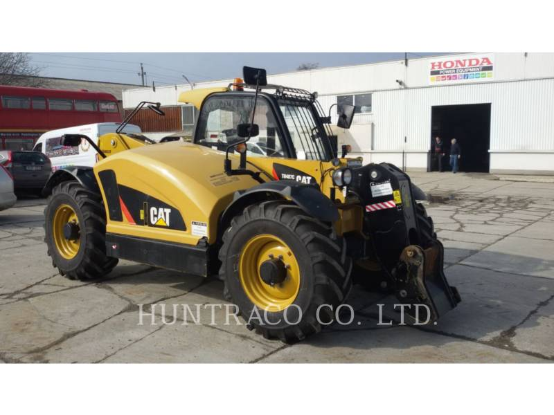 CATERPILLAR TELEHANDLER TH 407 C equipment  photo 4
