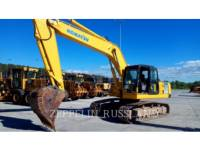 KOMATSU KOPARKI GĄSIENICOWE PC220LC-8 equipment  photo 4