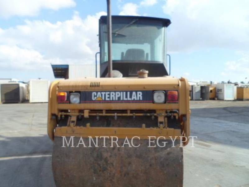 CATERPILLAR TANDEMOWY WALEC WIBRACYJNY DO ASFALTU (STAL-STAL) CB-434D equipment  photo 4