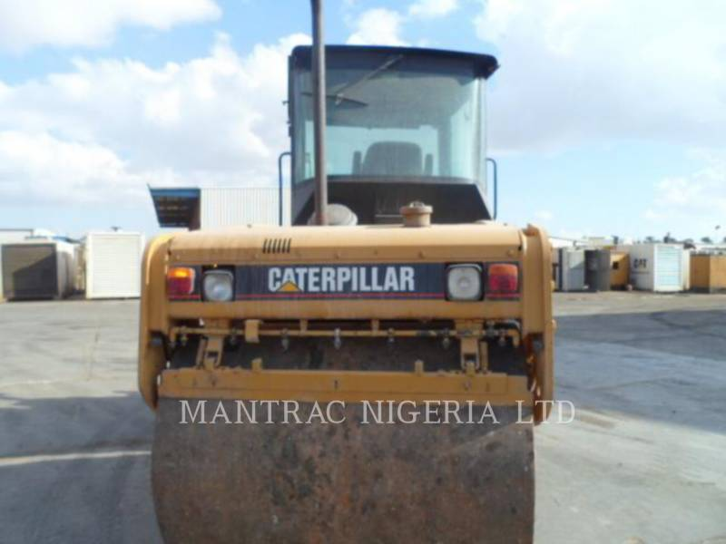 CATERPILLAR TANDEMVIBRATIONSWALZE, ASPHALT CB-434D equipment  photo 4