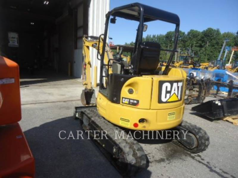 CATERPILLAR ESCAVATORI CINGOLATI 303.5E2 CY equipment  photo 4