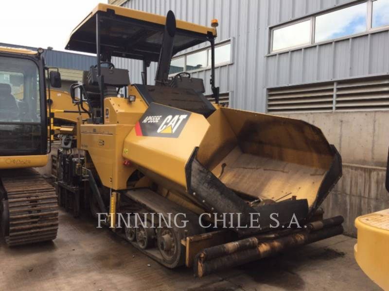 CATERPILLAR FINISSEURS AP 555 E equipment  photo 2