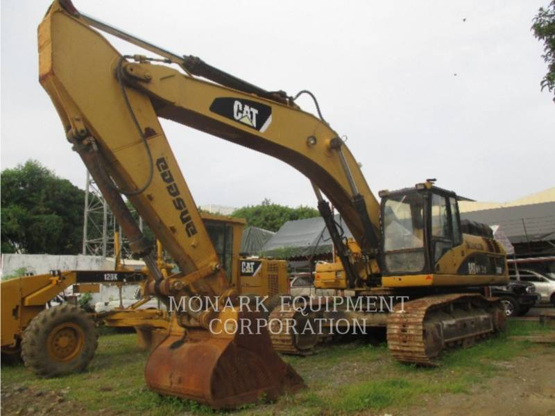 CATERPILLAR EXCAVADORAS DE CADENAS 330D equipment  photo 1