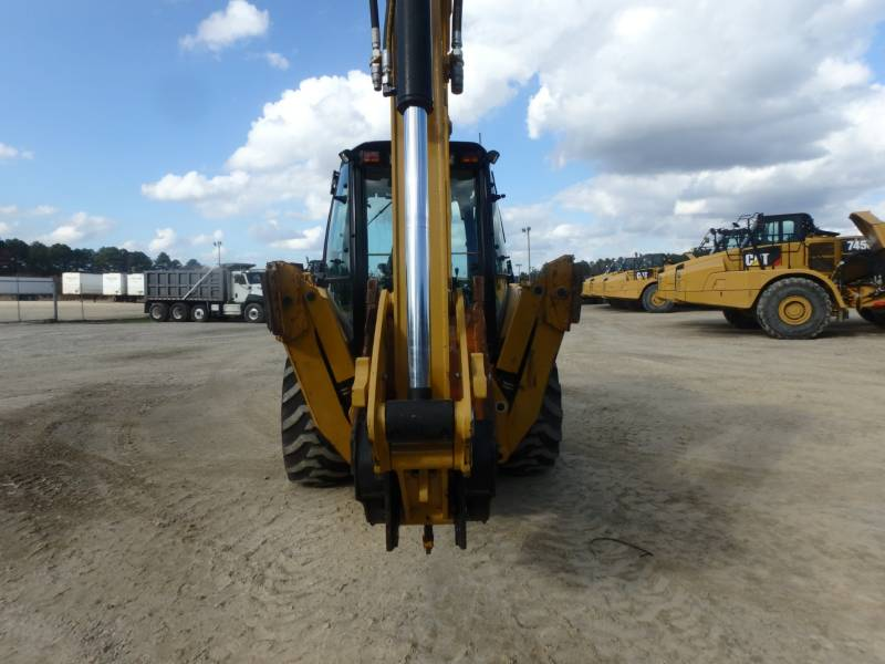CATERPILLAR CHARGEUSES-PELLETEUSES 450F equipment  photo 5