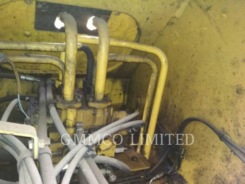 CATERPILLAR CHARGEURS SUR PNEUS MINES 950 GC equipment  photo 16
