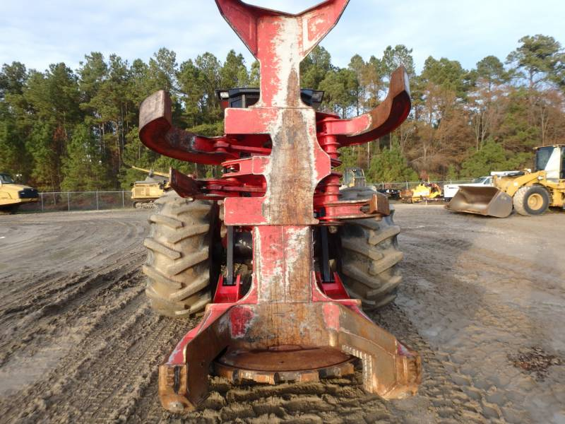 CATERPILLAR FORESTRY - FELLER BUNCHERS - WHEEL 2570C equipment  photo 6