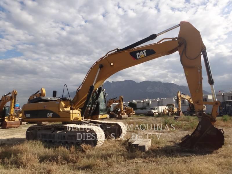 CATERPILLAR PELLES SUR CHAINES 336D L  equipment  photo 2