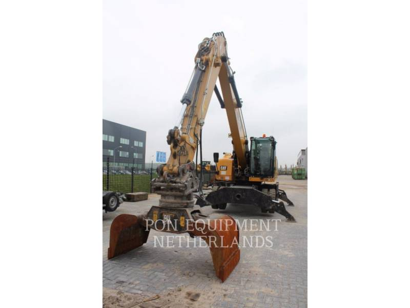 CATERPILLAR EXCAVADORAS DE RUEDAS MH3022 equipment  photo 20