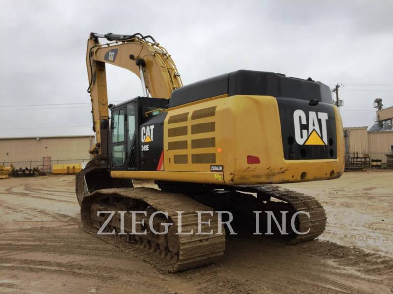 CATERPILLAR トラック油圧ショベル 349EVG equipment  photo 5