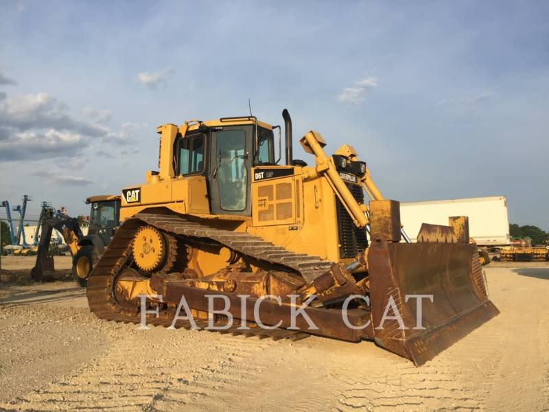 CATERPILLAR KETTENDOZER D6T LGPARO equipment  photo 1