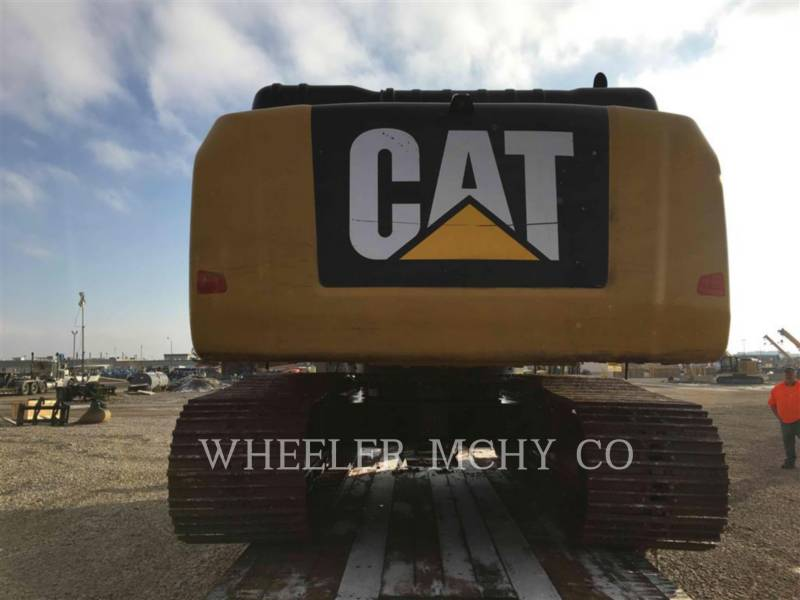 CATERPILLAR KETTEN-HYDRAULIKBAGGER 336F L THM equipment  photo 9