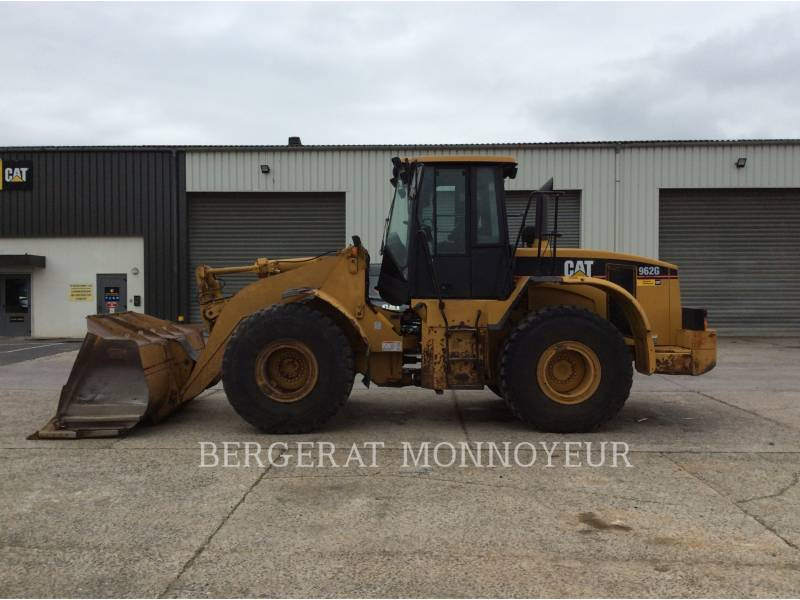 CATERPILLAR CARGADORES DE RUEDAS 962G II equipment  photo 3
