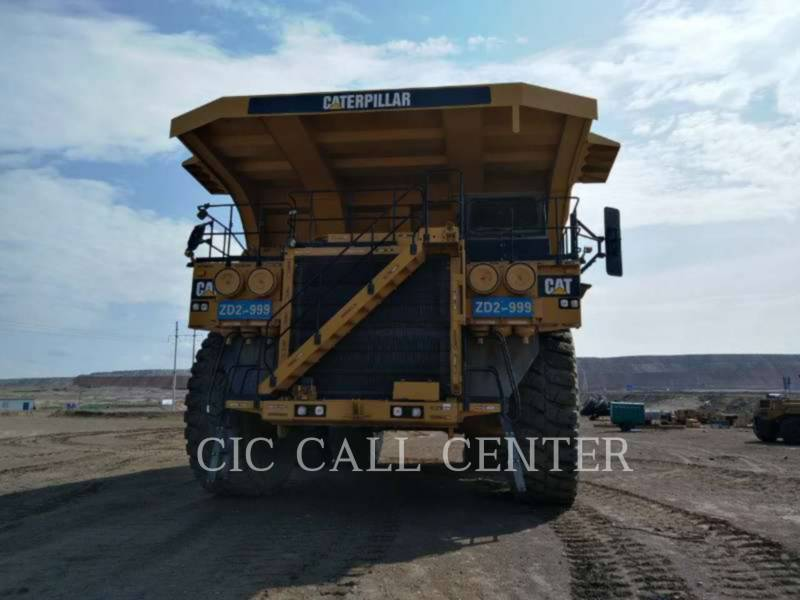 Caterpillar CAMIOANE PENTRU TEREN DIFICIL 793D equipment  photo 1