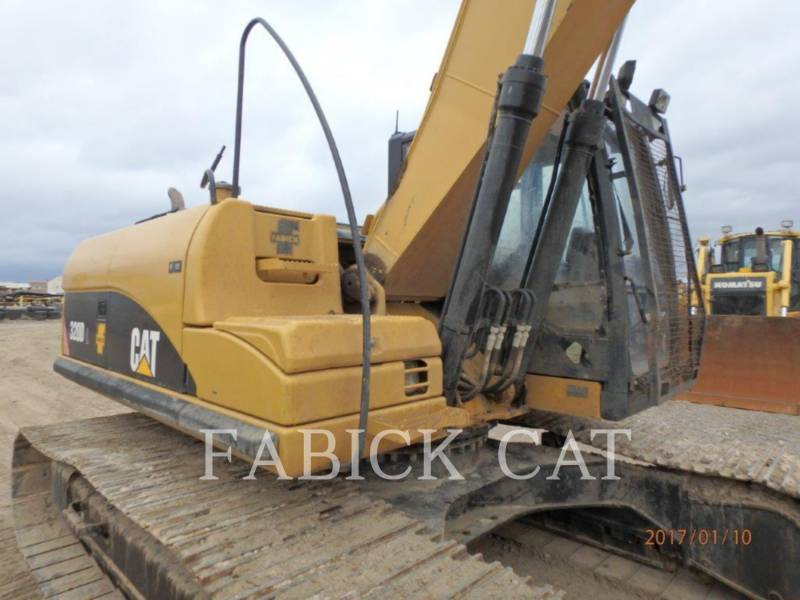 CATERPILLAR EXCAVADORAS DE CADENAS 320D LR equipment  photo 6