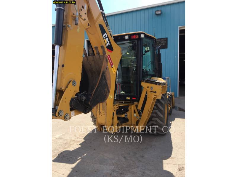 CATERPILLAR CHARGEUSES-PELLETEUSES 416F2 equipment  photo 3