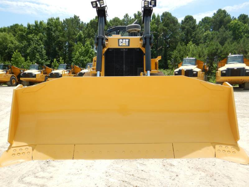 CATERPILLAR TRACK TYPE TRACTORS D 8 T equipment  photo 6