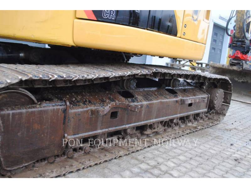 CATERPILLAR TRACK EXCAVATORS 314D equipment  photo 12