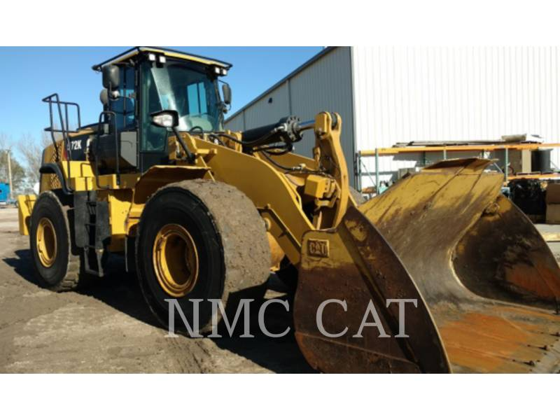 CATERPILLAR CARGADORES DE RUEDAS 972K equipment  photo 4
