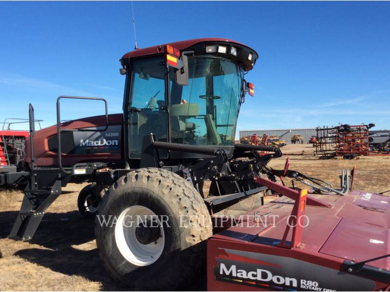 MACDON AG HAY EQUIPMENT M200 equipment  photo 6