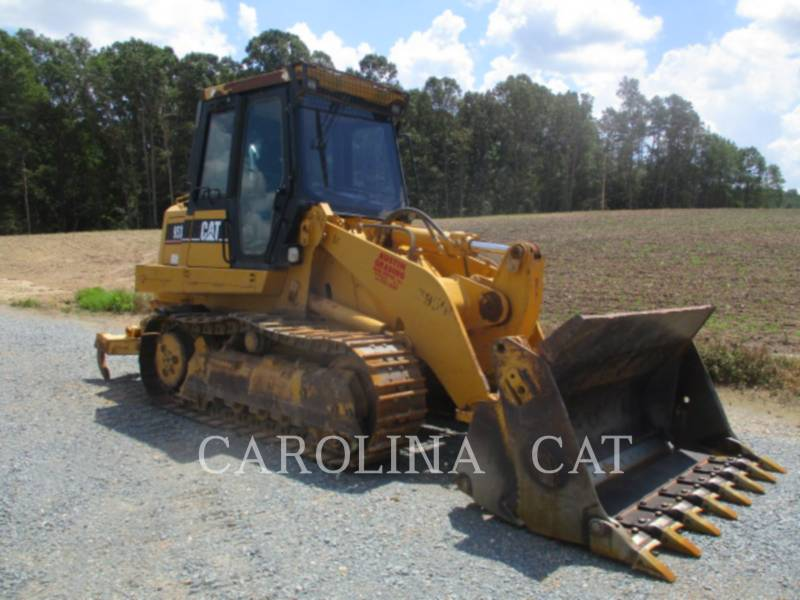 CATERPILLAR CARGADORES DE CADENAS 953C equipment  photo 4