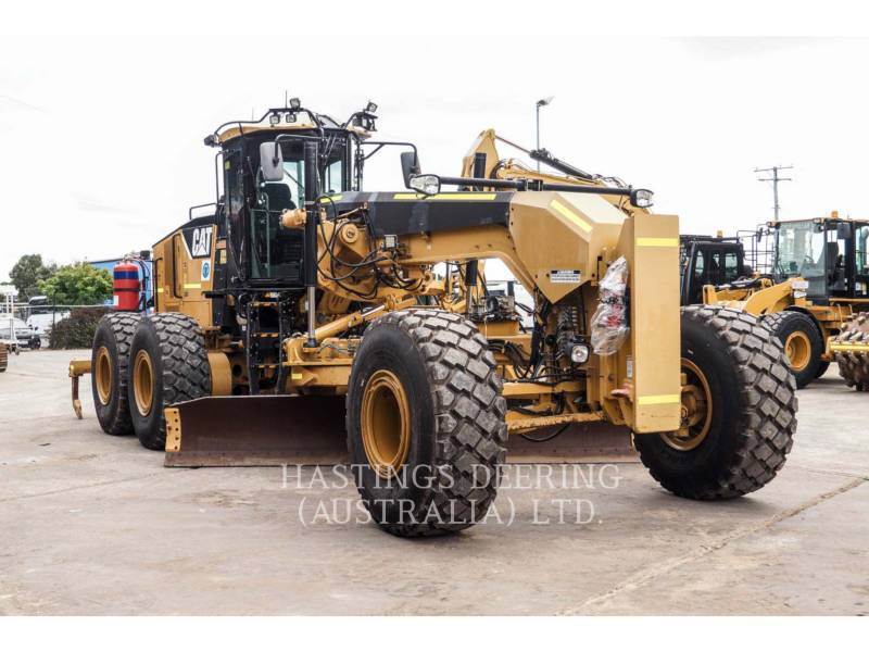 CATERPILLAR MINING MOTOR GRADER 16M equipment photo ...