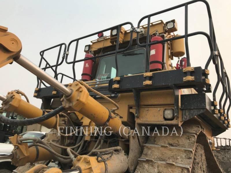 CATERPILLAR TRACTEURS SUR CHAINES D10T equipment  photo 8