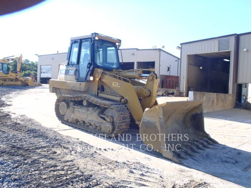 CATERPILLAR PALE CINGOLATE 963C equipment  photo 2