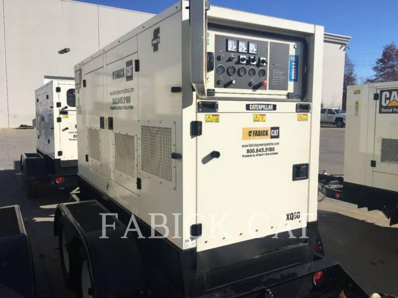 CATERPILLAR 移動式発電装置 XQ 60 equipment  photo 2