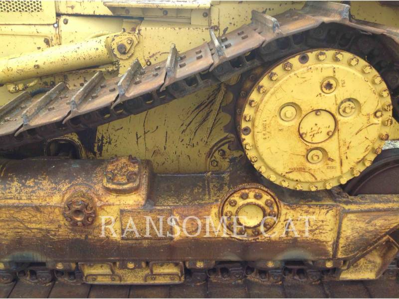 CATERPILLAR TRACK TYPE TRACTORS D5HII equipment  photo 10