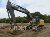 DEERE & CO. TRACK EXCAVATORS 380G equipment  photo 1