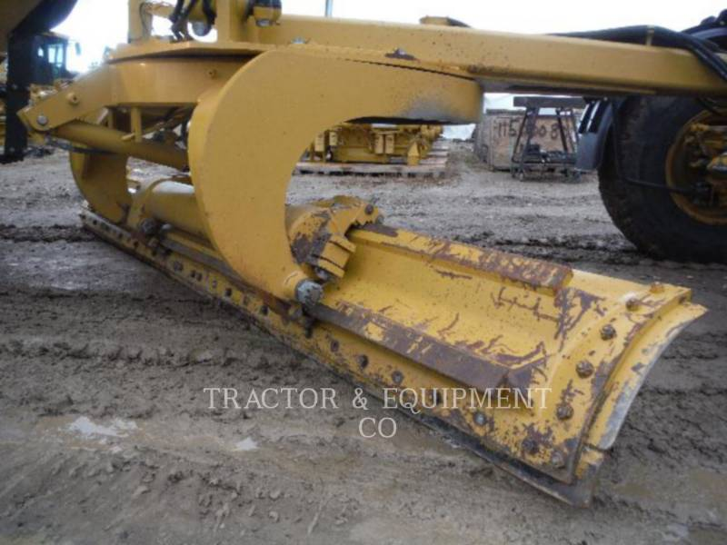 CATERPILLAR MOTONIVELADORAS 160M equipment  photo 3