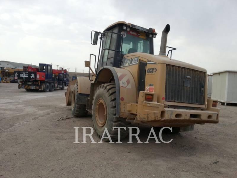 CATERPILLAR WHEEL LOADERS/INTEGRATED TOOLCARRIERS 962 H equipment  photo 2