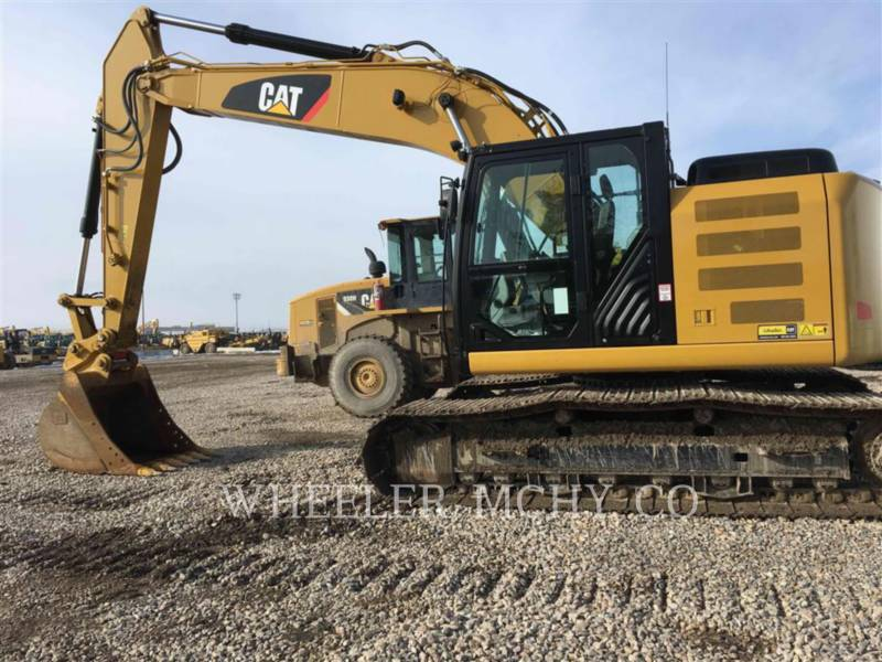 CATERPILLAR TRACK EXCAVATORS 320E LRRTH equipment  photo 6