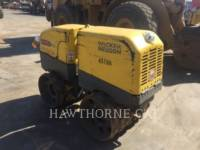 WACKER CORPORATION COMPACTEURS RT82-SC equipment  photo 3