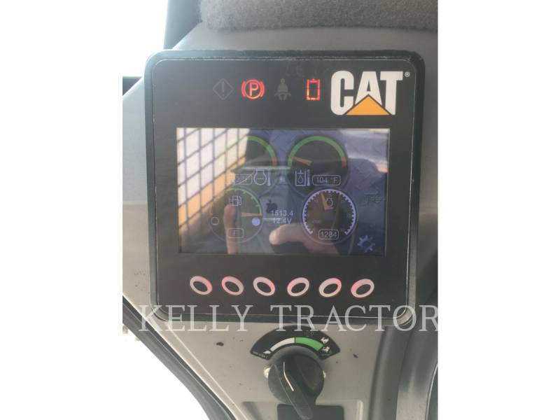 CATERPILLAR PALE CINGOLATE MULTI TERRAIN 279D equipment  photo 15