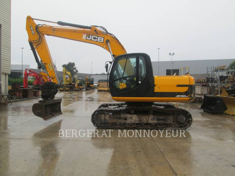 JCB EXCAVADORAS DE CADENAS JS160 equipment  photo 5