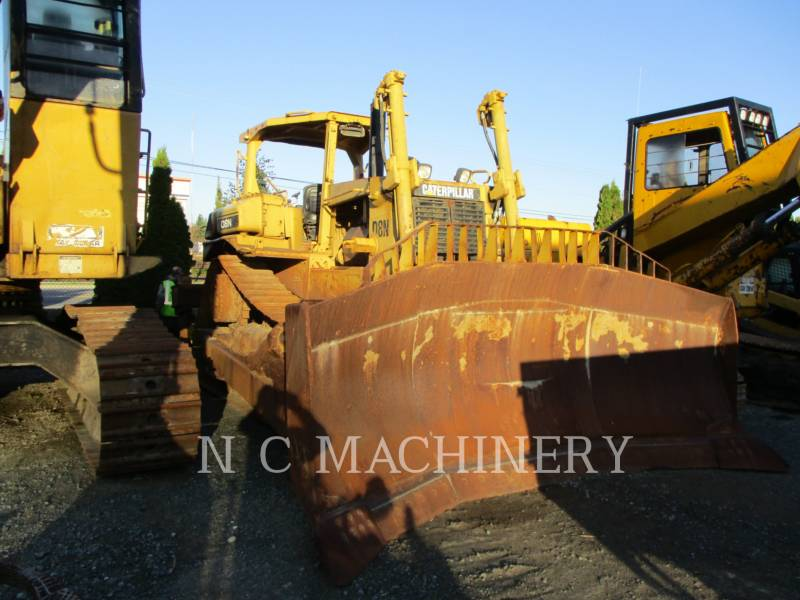 CATERPILLAR TRACTEURS SUR CHAINES D8N equipment  photo 6
