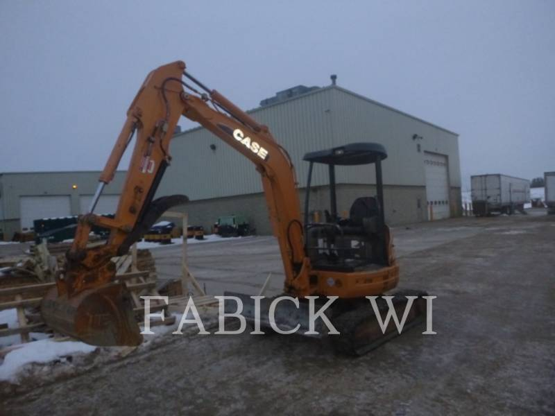 CASE TRACK EXCAVATORS CX 36B equipment  photo 1