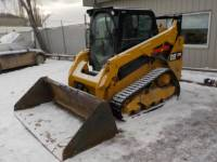 Equipment photo CATERPILLAR 259DLRC SKID STEER LOADERS 1