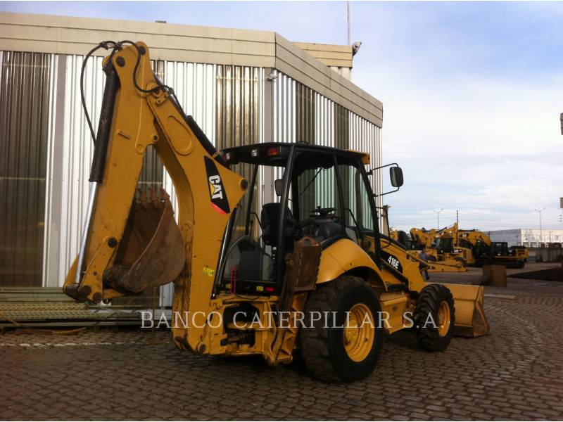 CATERPILLAR バックホーローダ 416EST equipment  photo 3