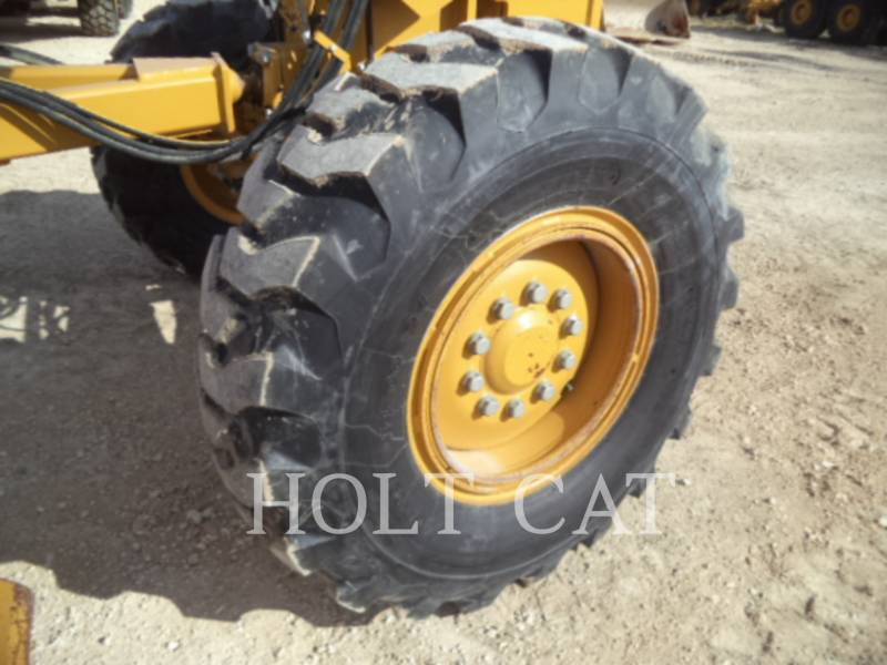 CATERPILLAR MOTONIVELADORAS 140M2 GOV equipment  photo 11